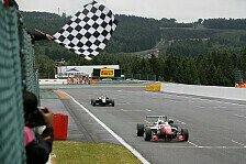 Formel 3 EM - Vierter Saisonsieg für Jake Dennis in Spa