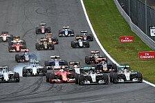 Formel 1 - Österreich GP: Sieger Rosberg holt im WM-Kampf auf