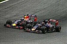 Formel 1 - Red Bull: Newey warnt vor McLaren und Toro Rosso