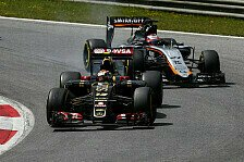 Formel 1 - Maldonado: Silverstone fordert Fahrer extrem