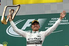 Formel 1 - Bilderserie: Österreich GP - Statistiken zum Rennen