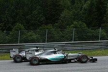 Formel 1 - Hamilton: Nico wird schnell sein