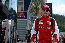 Formel 1 - Coulthard: Hülkenberg statt Räikkönen