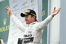 Formel 1 - Coulthard: Rosberg mit Weltmeister-Leistung