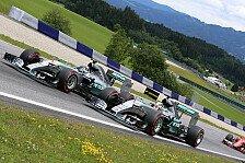 Formel 1 - Mercedes Vorschau: Großbritannien GP