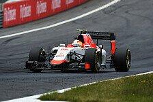 Formel 1 - Manor Vorschau: Großbritannien GP