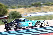 Blancpain GT Serien - Le Castellet: Dontje scheidet aus