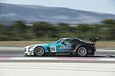 Blancpain GT Serien - Rowe Racing bei 24h von SPA
