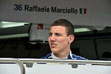 Formel 1 - Raffaele Marciello: Jeder Pilot träumt von der F1
