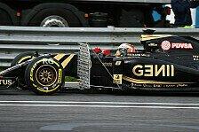 Formel 1 - Grosjean: Frust, Fluten und Filet