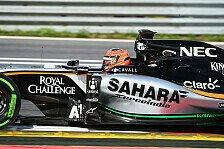 Esteban Ocon startet 2017 in der Formel 1 für Force India