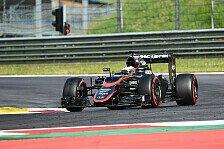 Formel 1 - Ausgerechnet: Honda-Problem stoppt Vandoorne-Test