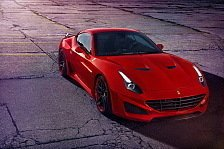 Auto - Novitec Rosso präsentiert den N-Largo