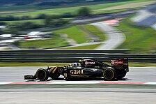 Formel 1 - Palmer: Aero-Arbeit für schnelle Kurven