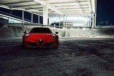 Auto - Pogea Racing tunt Alfa Romeo 4C