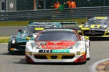 Blancpain GT Serien - Pre Qualifying: Bruni zeigt sein Können