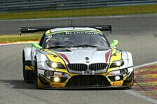 Blancpain GT Serien - Marc VDS obsiegt daheim in Spa