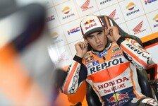 MotoGP - Marquez trotzig: Nichts zu lernen aus Kollision