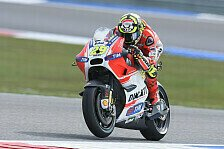 MotoGP - Gefühllose Ducati-Fahrer nur vierte Kraft