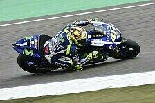 MotoGP - Kollision! Rossi schlägt Marquez in letzter Kurve