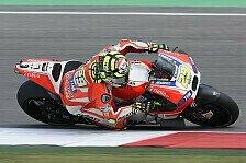 MotoGP - Ducati: Mehr Probleme als erwartet