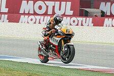 MotoGP - Bradl wird am Montag operiert