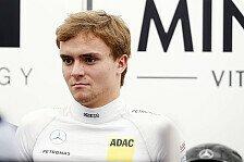 DTM - Mercedes: Crash von Auer in Oschersleben geklärt