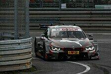 DTM - BMW: Drama um Blomqvist-Chassis