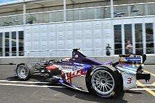 Formel E - Fabio Leimer: London-Debüt - und danach?
