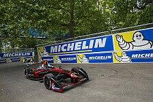 Formel E - Nick Heidfeld: Die Strecke ist zu extrem