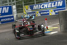 Formel E - Live-Ticker aus London: Finale im Battersea Park