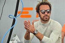 Jean-Eric Vergne von Renault eDams lag bei den Formel-E-Tests in Doningten vorn