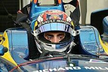 Formel E - Buemi gewinnt das erste Rennen in London