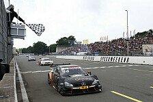 DTM - Wehrlein ist Audi dicht auf den Fersen
