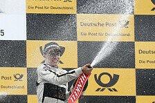 DTM - Wehrlein jubelt: Sieg dank richtiger Strategie