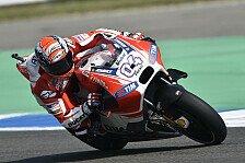 MotoGP - Ducati fürchtet Sachsenring