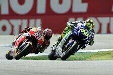 MotoGP - Streit zwischen Rossi und Marquez eskaliert völlig