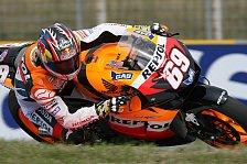 MotoGP - Hayden will bei Honda bleiben