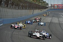 IndyCar - Video: IndyCar 2015: Die Highlights vom Rennen in Fontana