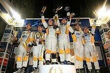 ADAC Opel Rallye Cup - ADAC Opel Rallye Junior Team glänzt in Belgien