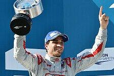 Formel E - D'Ambrosio verlängert bei Dragon Racing