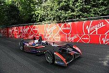 Formel E - Bird gewinnt das Finale - Piquet Jr. ist Meister