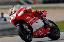 MotoGP - Sepang, Freitag, MotoGP: Capirossi gab den Ton an