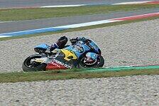 Moto2 - Trotz Verletzung: Rabat startet am Sachsenring
