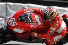 MotoGP - 3. Training MotoGP: Capirossi an der Spitze