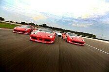 Mehr Sportwagen - Bilder: Kessel Trackdays 2015