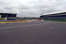 Formel 1 - Silverstone-Rennen steht auf der Kippe