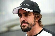Formel 1 - Alonso beklagt mangelnde Entwicklungsmöglichkeiten