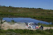 WRC - Ogier schlägt Mikkelsen bei VW-Doppelsieg in Polen