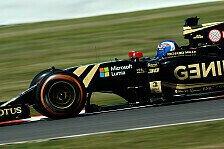 Formel 1 - Palmer: Das Ziel ist ein Renn-Cockpit